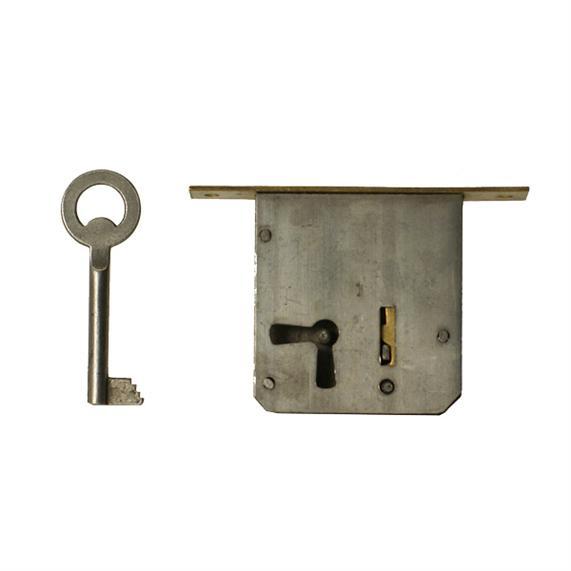 Gamle låskasser